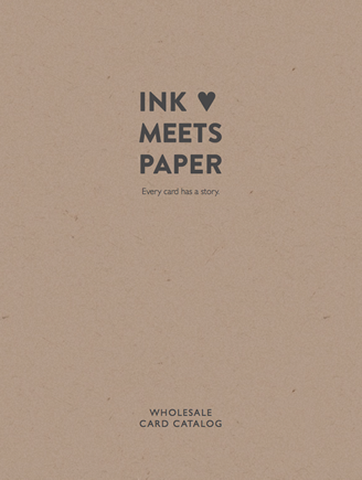 Ink Meets Paper Wholesale Catalog
