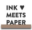 Ink Meets Paper Logo